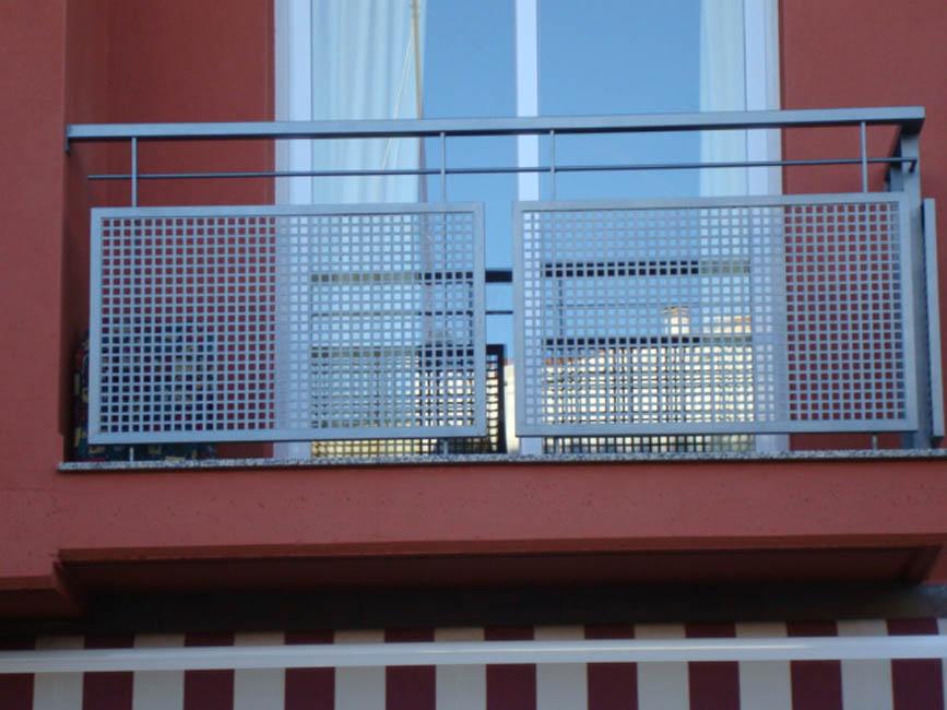 Inoxmetal Vargas - Barandillas para Balcones de Hierro