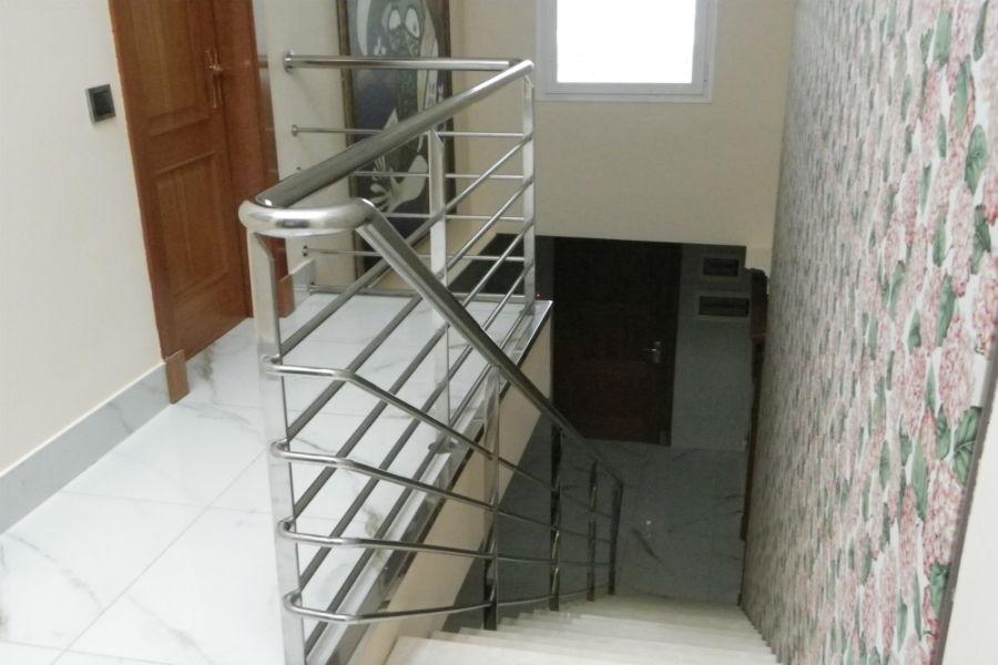 Inoxmetal vargas escaleras de acero inoxidable - Barandas de inoxidable ...