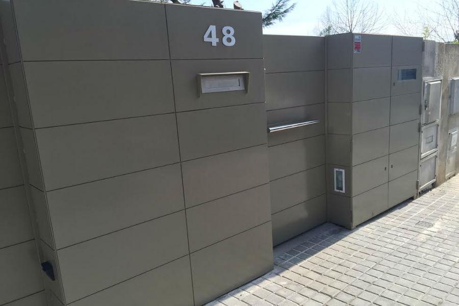 Inoxmetal vargas puertas de entrada de hierro for Puertas de entrada de metal