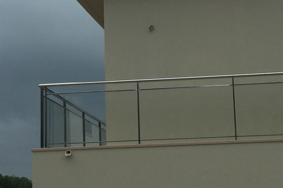 Inoxmetal vargas barandas de acero inoxidable - Balcones de cristal ...