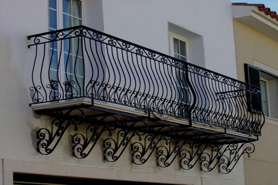 Inoxmetal vargas barandillas para balcones de hierro - Barandillas de hierro ...