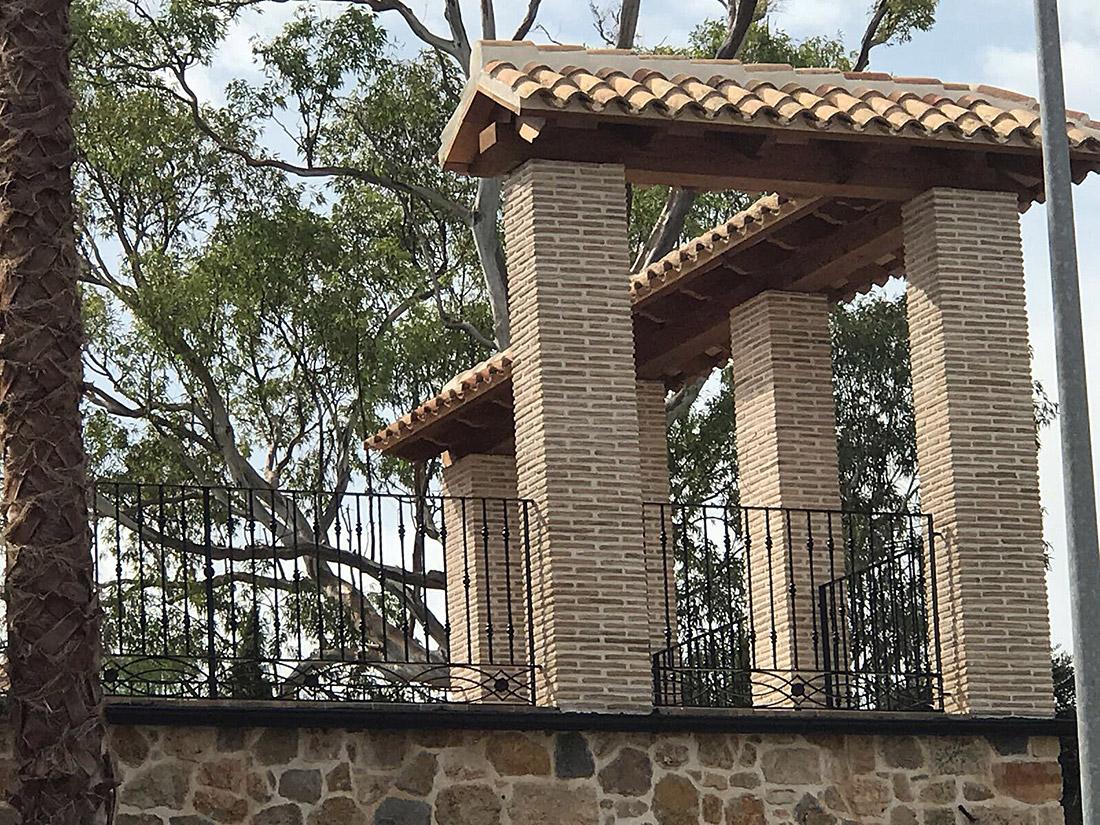 Inoxmetal vargas barandillas para balcones de hierro - Baranda de hierro ...